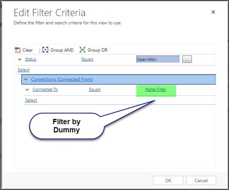 Filter a Dynamics 365 Portal Entity List – ReadyXRM