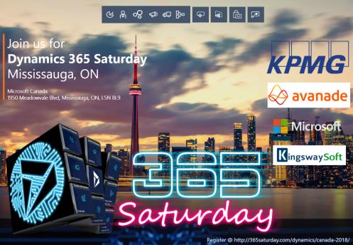 Toronto 365 Invitation