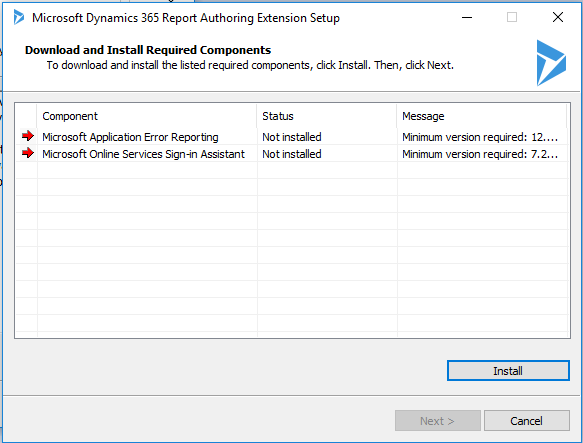Set Up Your Workstation to Create SQL Server Reporting Services
