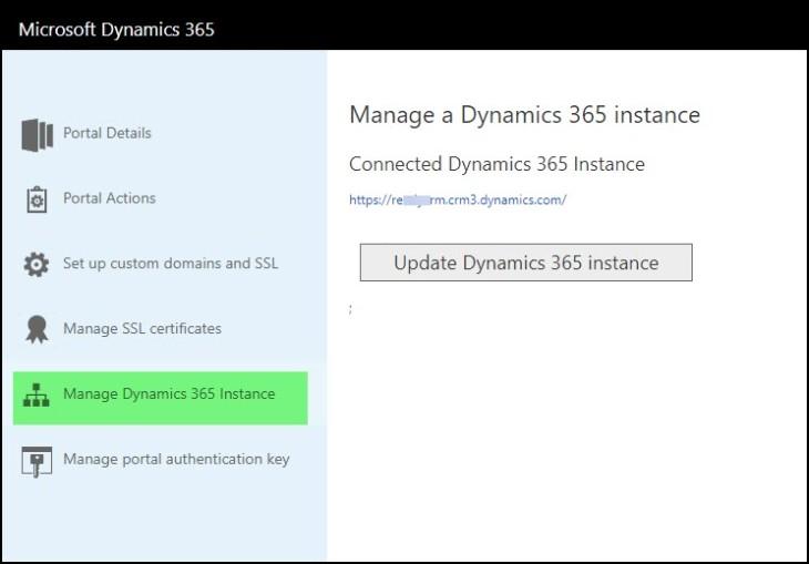 Dynamics 365 Portals – Switching Portal Between Instances
