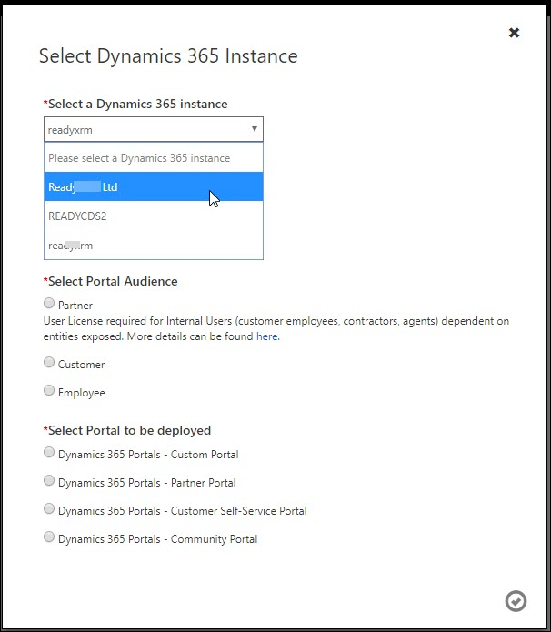 Dynamics 365 Portals – Switching Portal Between Instances – ReadyXRM