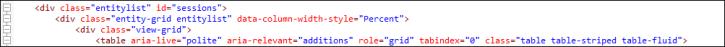 htmltablesetup